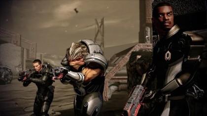 Скриншоты Mass Effect 2