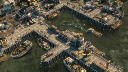 Скриншоты Anno 2070