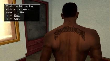 Скриншоты Grand Theft Auto: San Andreas