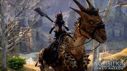 Скриншоты Dragon Age: Inquisition - Jaws of Hakkon