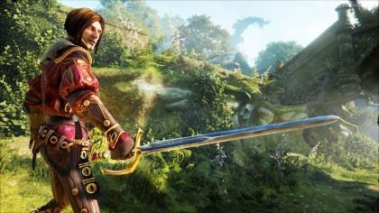 Скриншоты Fable Legends