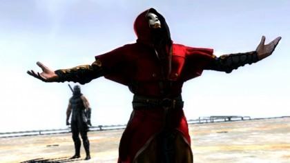 Скриншоты Ninja Gaiden 3
