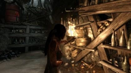 Скриншоты Tomb Raider