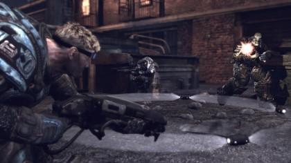 Скриншоты Gears of War