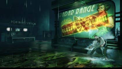 Скриншоты BioShock Infinite: Burial at Sea – Episode One