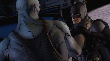 Скриншоты Batman: The Telltale Series