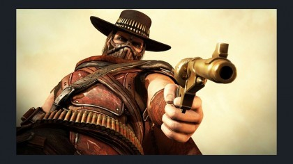 Скриншоты Mortal Kombat X