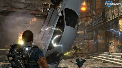 Скриншоты Inversion