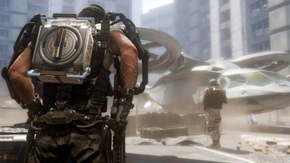 Скриншоты Call of Duty: Advanced Warfare