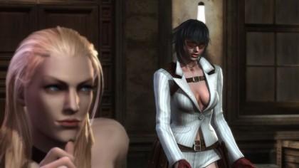 Скриншоты Devil May Cry 4