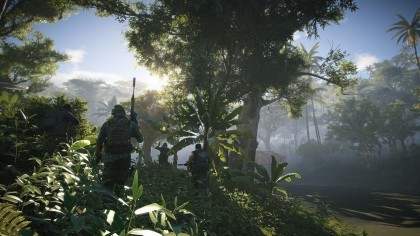 Скриншоты Tom Clancy's Ghost Recon: Wildlands