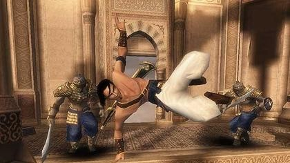 Скриншоты Prince of Persia: The Sands of Time