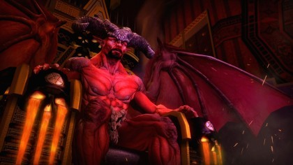 Скриншоты Saints Row IV: Gat Out of Hell