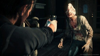 Скриншоты The Evil Within 2