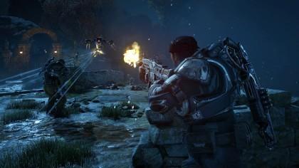Скриншоты Gears of War 4
