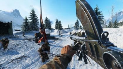 Скриншоты Battlefield V