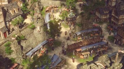 Скриншоты SpellForce 3