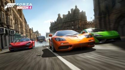 Скриншоты Forza Horizon 4