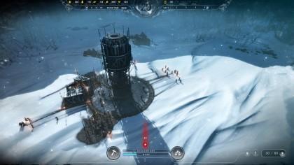 Скриншоты Frostpunk