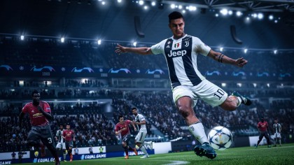 Скриншоты FIFA 19