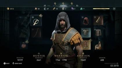 Скриншот Assassin's Creed Odyssey