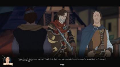 Скриншоты Ash of Gods