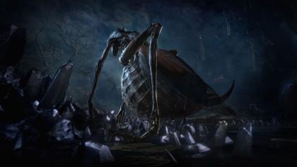 Скриншоты Dark Souls 3: The Ringed City