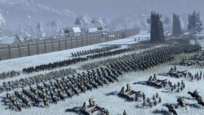 Скриншоты Total War Saga: Thrones of Britannia