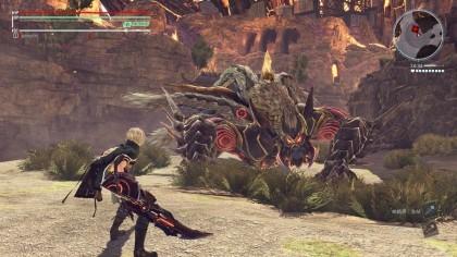 Скриншоты God Eater 3