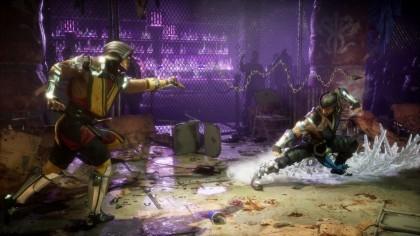 Скриншоты Mortal Kombat 11