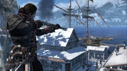 Скриншоты Assassin's Creed Rogue
