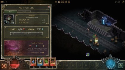 Скриншоты Book of Demons