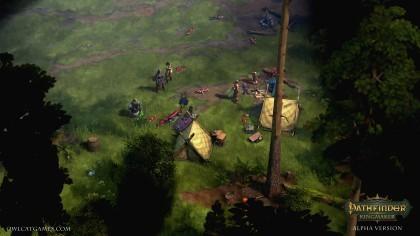 Скриншот Pathfinder: Kingmaker