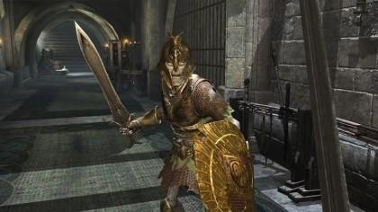 Скриншоты The Elder Scrolls Blades