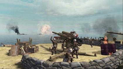 Скриншоты Call of Duty 2