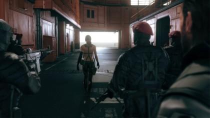 Скриншоты Metal Gear Solid V: The Phantom Pain