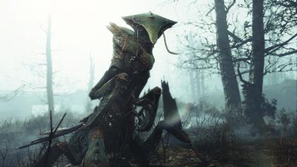 Скриншоты Fallout 4: Far Harbor