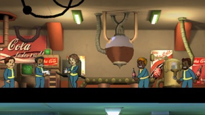Скриншоты Fallout Shelter