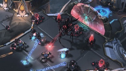 Скриншоты Starcraft II: Legacy of the Void