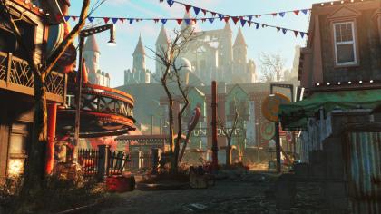 Скриншоты Fallout 4 Nuka-World