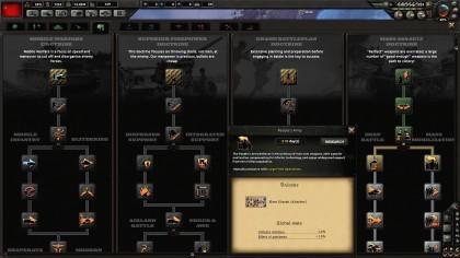 Скриншоты Hearts of Iron IV
