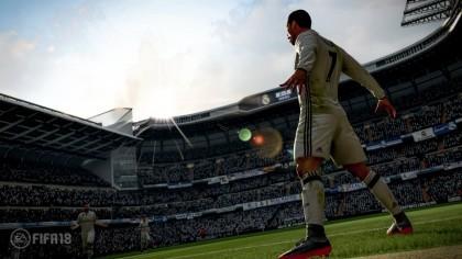 Скриншоты FIFA 18