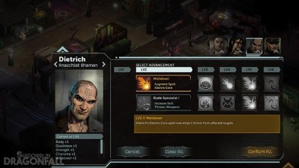 Скриншоты Shadowrun: Hong Kong
