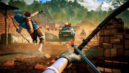 Скриншоты Dying Light: The Following