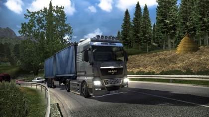 Скриншоты Euro Truck Simulator 2