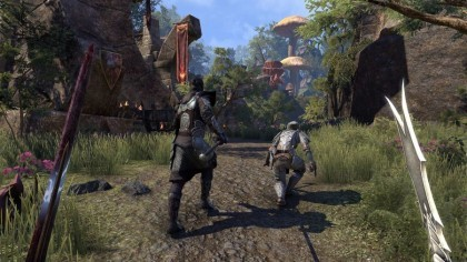 Скриншоты The Elder Scrolls Online: Morrowind