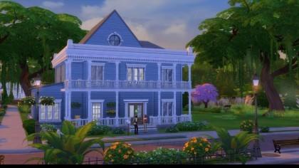 Скриншот The Sims 4