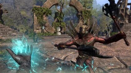 Скриншоты The Elder Scrolls Online: Morrowind