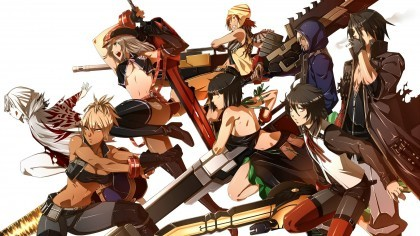 Скриншоты God Eater Resurrection