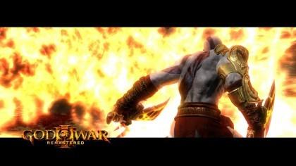 Скриншоты God of War III Remastered